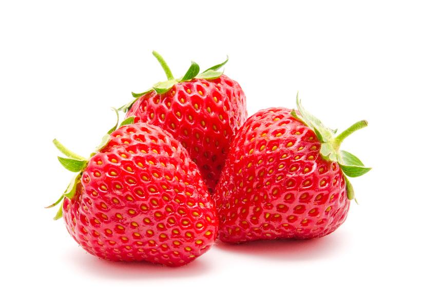 Erdbeeren aus Marokko